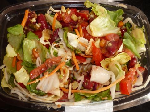 Juicy filling Salad Mix