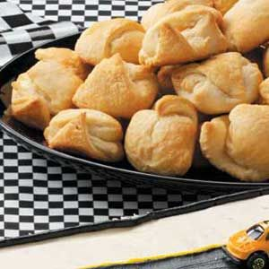 Chicken Puffs ** Low Fat/ Carb