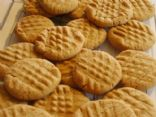 SIMPLE PEANUT BUTTER COOKIE
