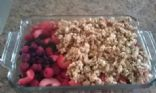 Jarae's Lower Calorie Cobbler