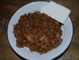 Lentil Cabbage Soup - NMM