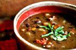 Easy Bean Soup for 2