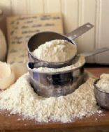 Reduced Carb Flour Mixture