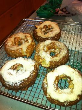 Coconut Dream Donuts