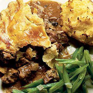 Beef & Onion Pie Filling