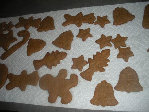 Speculaas Cookies