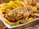 Roasted Chicken and Veggies in One Pan