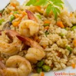 Shrimp Stir Fried Rice