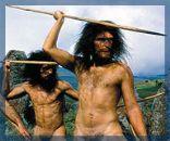 get paleolithic!