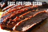 Fast Fire Flank Steak