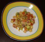 Chickpea & Tuna Salad