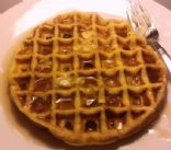 High protein low carb waffles