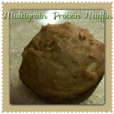 Multgrain Muffin w/Protein (115 calories/1.5 fat/17carb/9.8 protein each)