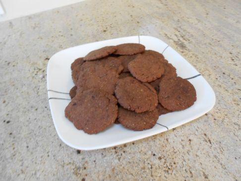 Fudgey Cookies