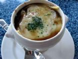 Fat Free Awesome French Onion Soup