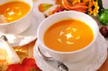 Creamy Butternut Squash & Apple Soup