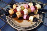 Grape Kebabs
