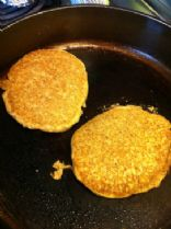 Maple Flaxseed Pancakes