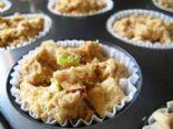 Skinny Apple Fritter Muffins