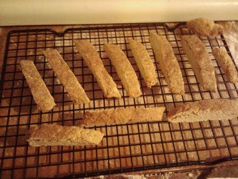 Image of Cinnamon And Sugar Biscotti, Spark Recipes