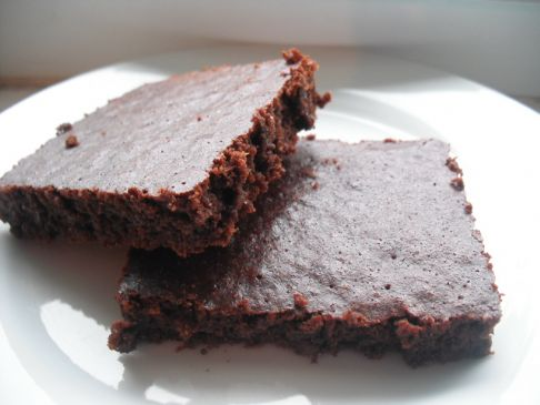 Agave-Sweetened Whole Wheat Brownies