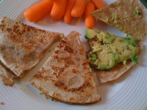 Avocado Quesadilla