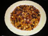 Spicy Zucchini, Corn & Black Bean Medley