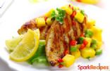 Lime-Grilled Chicken With Cuban Salsa