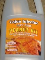 Deep Fried Turkey ~ Peanut Oil