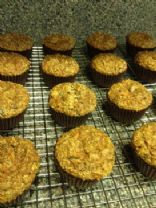 VEGAN MORNING MUFFINS