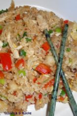 House Special Fried Rice, Roche style