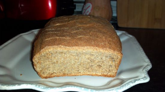 Whole Wheat Bread - from scratch