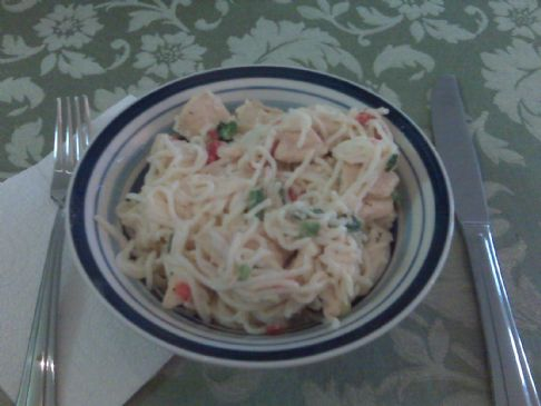 HG Fettuccine Hungry Girlfredo 2.0