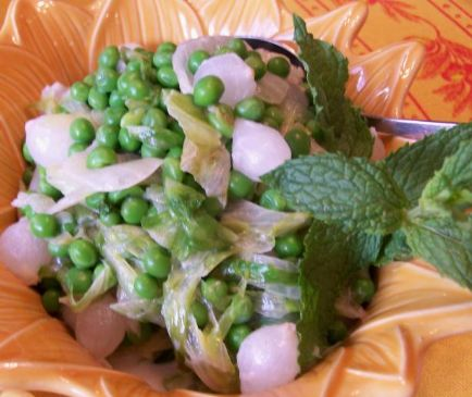 Petits Pois � La Fran�aise - French Style Peas