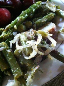 Cheffrey's Yummy Veggie Vinaigrette Salad--Vegan