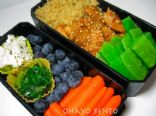 Bento ginger chicken