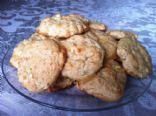 Stellar Peanut Butter & Banana Oat Cookies