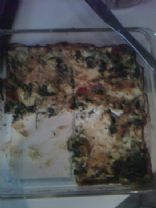 veggie eggbake