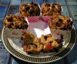 Overnight Muesli Breakfast Muffins