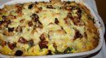 Vicki's Crustless Quiche with Chicken