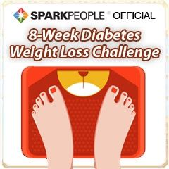 SparkPeople 8-Week Diabetes Weight Loss Challenge