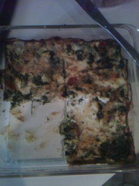 veggie eggbake