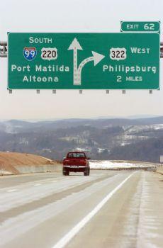 Appalachian Odyssey US Route Rockingham NC To Waverly NY - Us 220 map