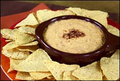 HG Gooey-Good Queso Dip 'n Chips