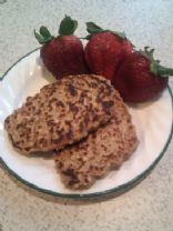 Whole grain Muffincakes!