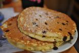 Chocolate Chip Pancakes **Low Cal/Low Fat