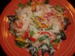 Shrimp & Pepper Salad