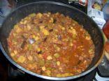 agassifan pakistani stovetop casserole (keema)