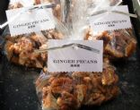 Gingered Pecans
