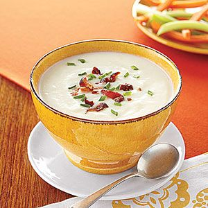 Mashed Potato Soup